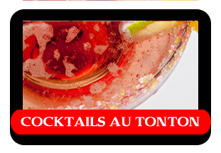 Cocktails au Tonton